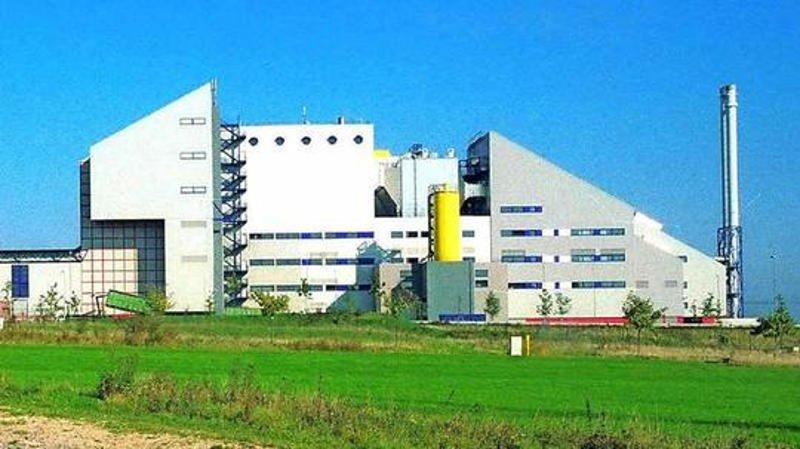 Müllheizkraftwerk Pirmasens (Foto: GML)