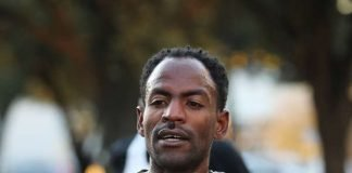 Guye Adola steht für Weltklasse beim Mainova Frankfurt Marathon (Foto: photorun.net)