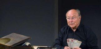 Jürgen Flügge (Foto: Hof-Theater-Tromm)