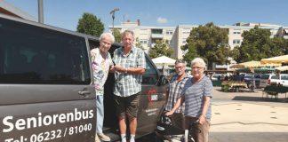 Seniorenbus (Foto: Stadtberatung Dr Sven Fries)