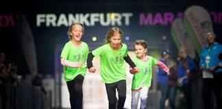 Großer Sport für die Kleinen (Foto: Mainova Frankfurt Marathon)
