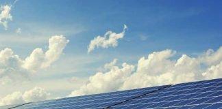 Photovoltaik-Anlage Quelle: Pixabay