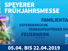 Speyer Früjahrsmesse