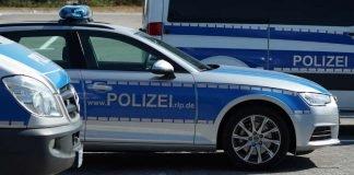 Symbolbild Polizeifahrzeuge Funkstreifenwagen Polizei RLP