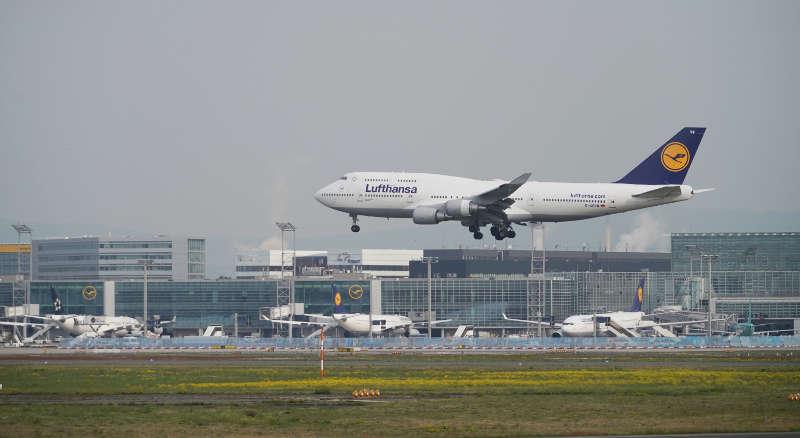 Symbolbild Flughafen Frankfurt (Foto: Holger Knecht)