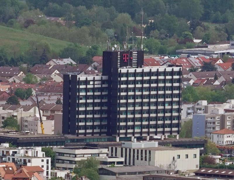 Das Gebäude der Deutschen Telekom AG in Neustadt an der Weinstraße (Foto: Holger Knecht)