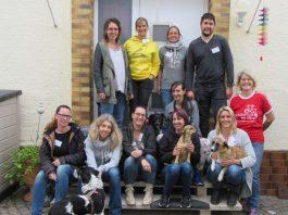 Treffen in Herxheim (Foto: Schüler für Tiere e.V.)