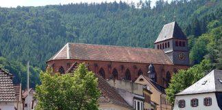 Prot. Kirche Lambrecht (Foto: Holger Knecht) 1