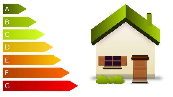Symbolbild Energie Sparen Haus (Foto: Pixabay OpenClipart-Vectors)