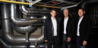 Professor Dr. Karsten Körkemeyer und Andreas Glöckner