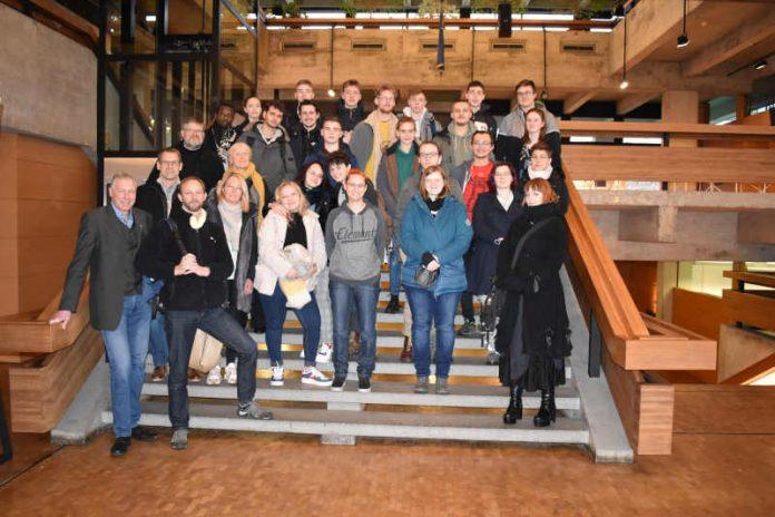 Gäste aus Saint-Quentin