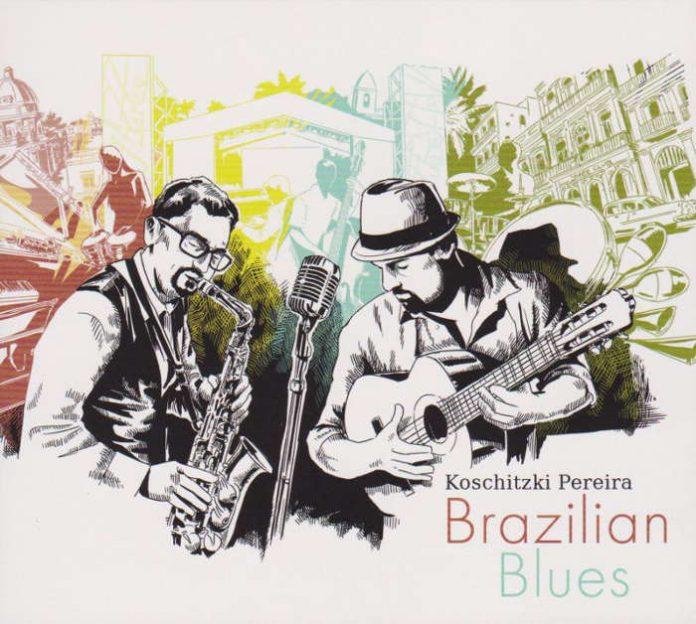 CD-Cover Koschitzki Pereira -