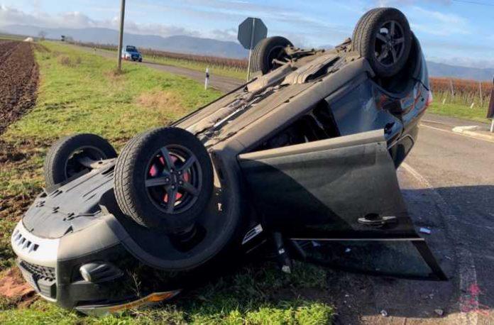 Schwerer Unfall auf der L507
