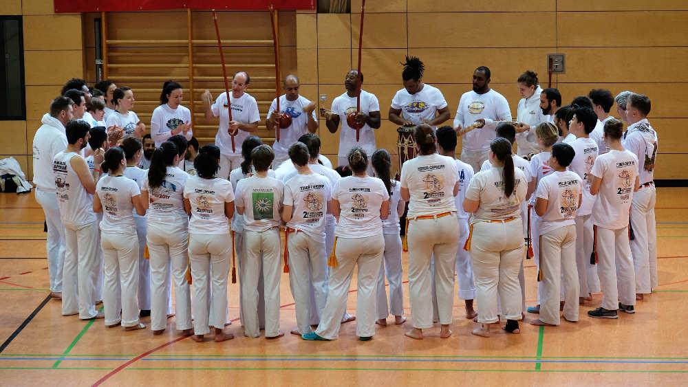Die Capoeira-