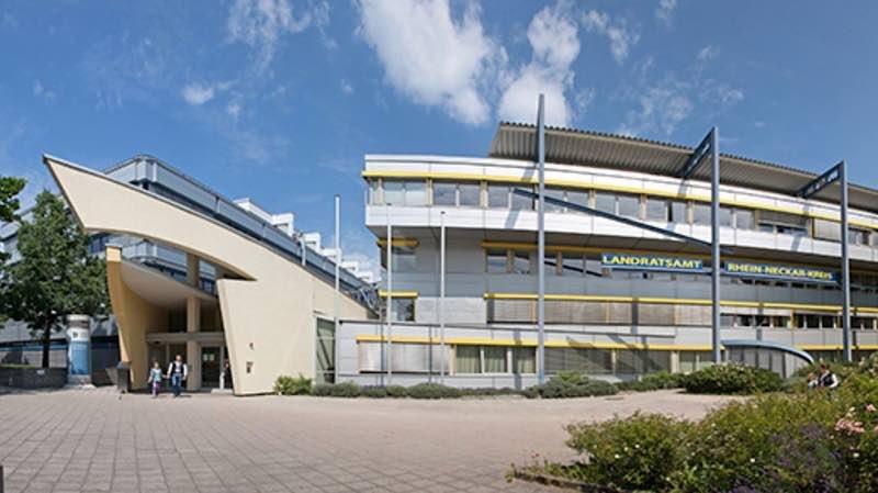 Landratsamt Rhein-Neckar-Kreis (Foto: Landratsamt RNK)