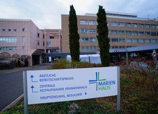 Neustadt Weinstraße Krankenhaus Hetzelstift (Foto: Holger Knecht)