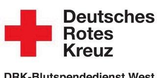 Logo DRK Blutspendedienst West (Quelle: DRK)