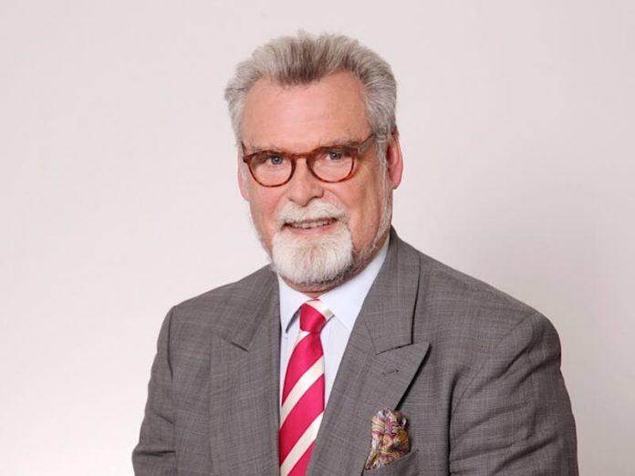 Justizminister Herbert Mertin (Foto: Ministerium der Justiz)