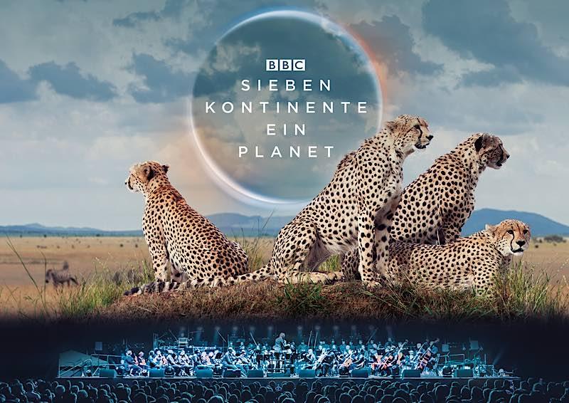 Sieben Kontinente, ein Planet - live in concert (Credit: BBC NHU+ARON)