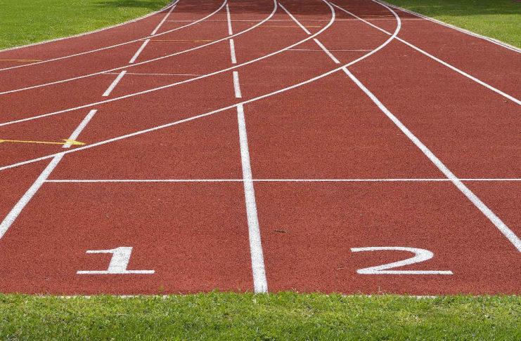 Symbolbild Leichtathletikbahn (Foto: Pixabay/annca)