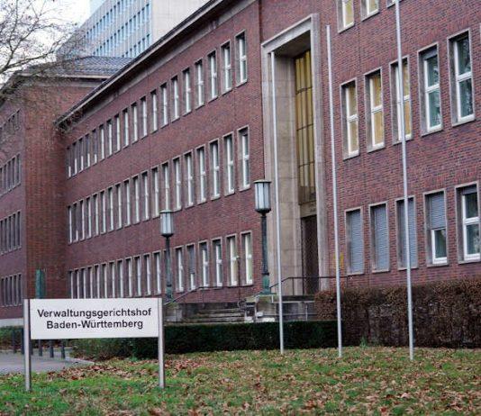 Verwaltungsgerichtshof Baden-Württemberg (VGH BW) (Foto: Holger Knecht)
