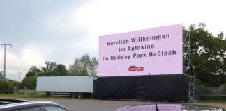 Autokino Haßloch (Foto: Hannes Blank)