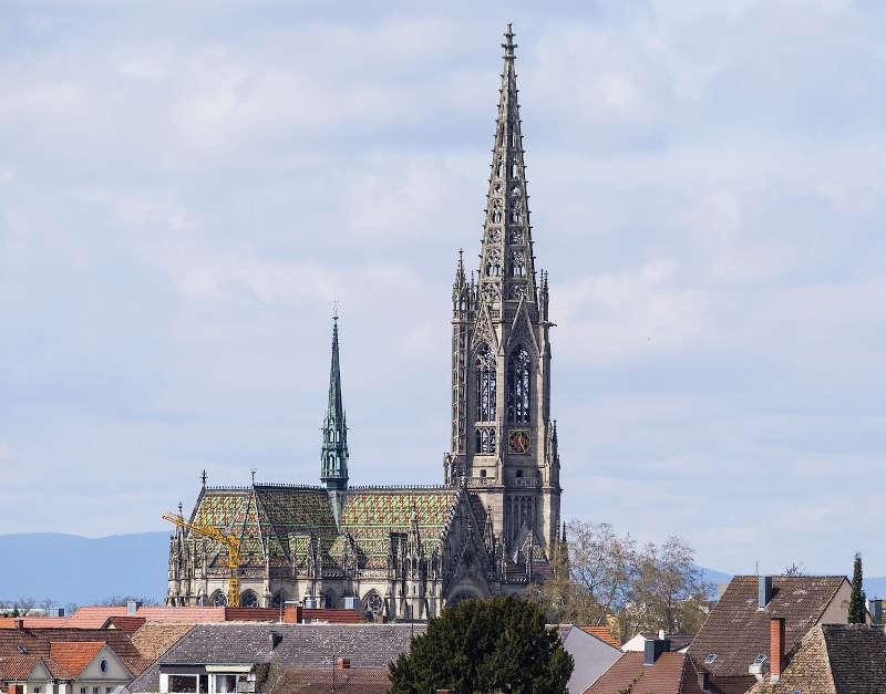 Symbolbild Gedächtniskirche Speyer (Foto: Pixabay)