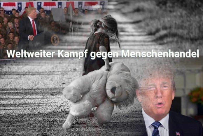 Quelle Foto: Greyerbaby Pixabay - Quelle Trump: The White House