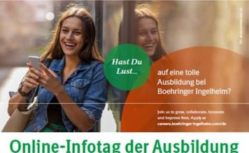 Online-Infotag (Abbildung: Boehringer Ingelheim)