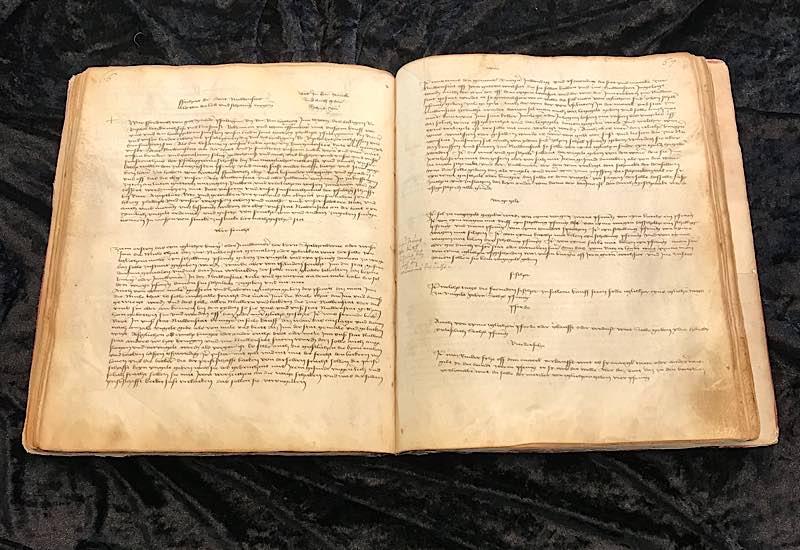 Das Rote Buch (Foto: Stadtverwaltung Neustadt)