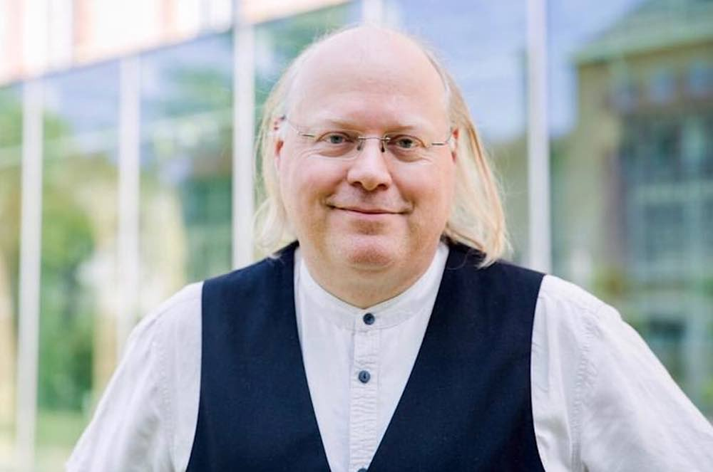 Wilfried Rosendahl (Foto: Stadt Mannheim)