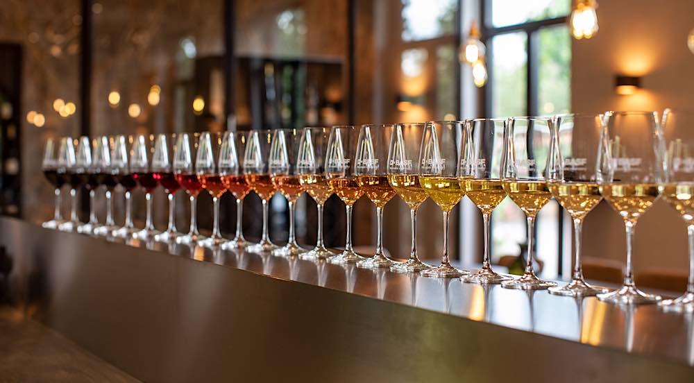 Virtuelle Weinprobe anstelle von BASF-Kellereifest (Foto: BASF SE)
