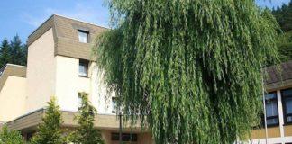 Im Grünen gelegen: die Pfalzakademie in Lambrecht(Foto: Bezirksverband Pfalz)