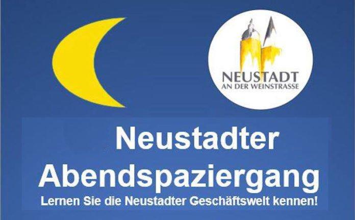 Symbolbild Neustadter Abendspaziergang (Foto: WEG NW)
