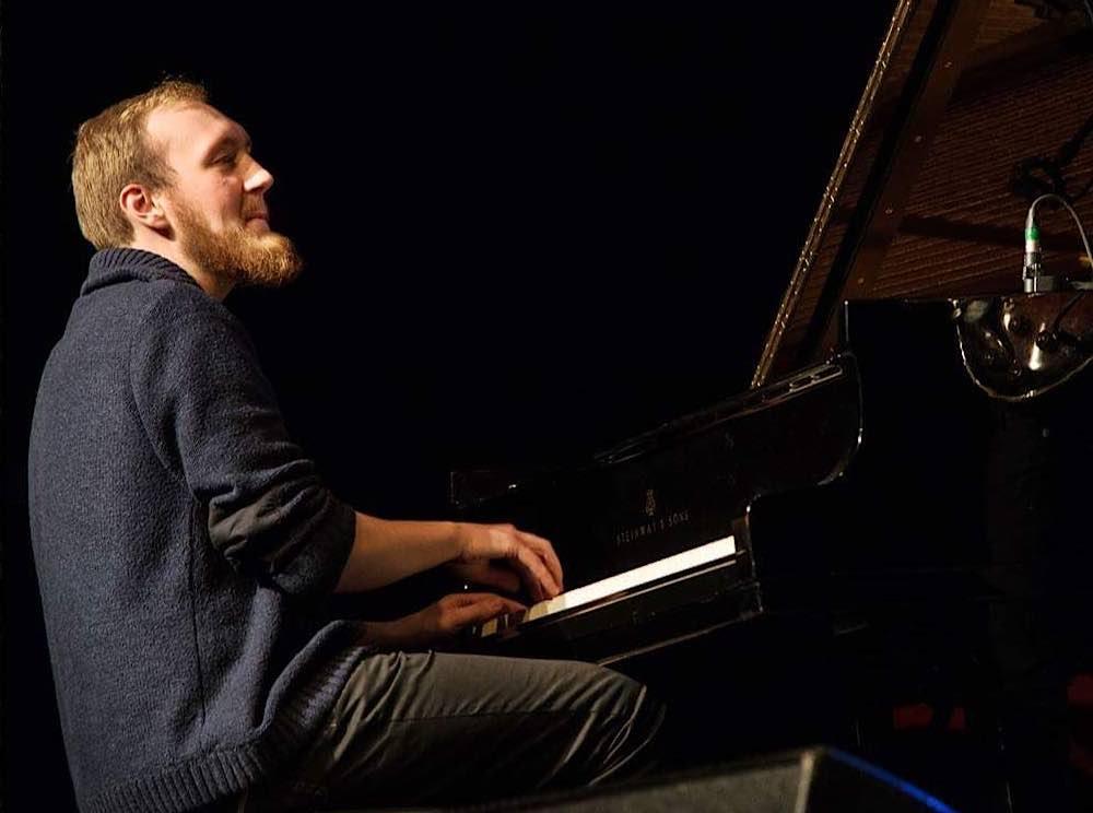 Jazzpianist Robert Schippers (Foto: Kurt Sigrist)
