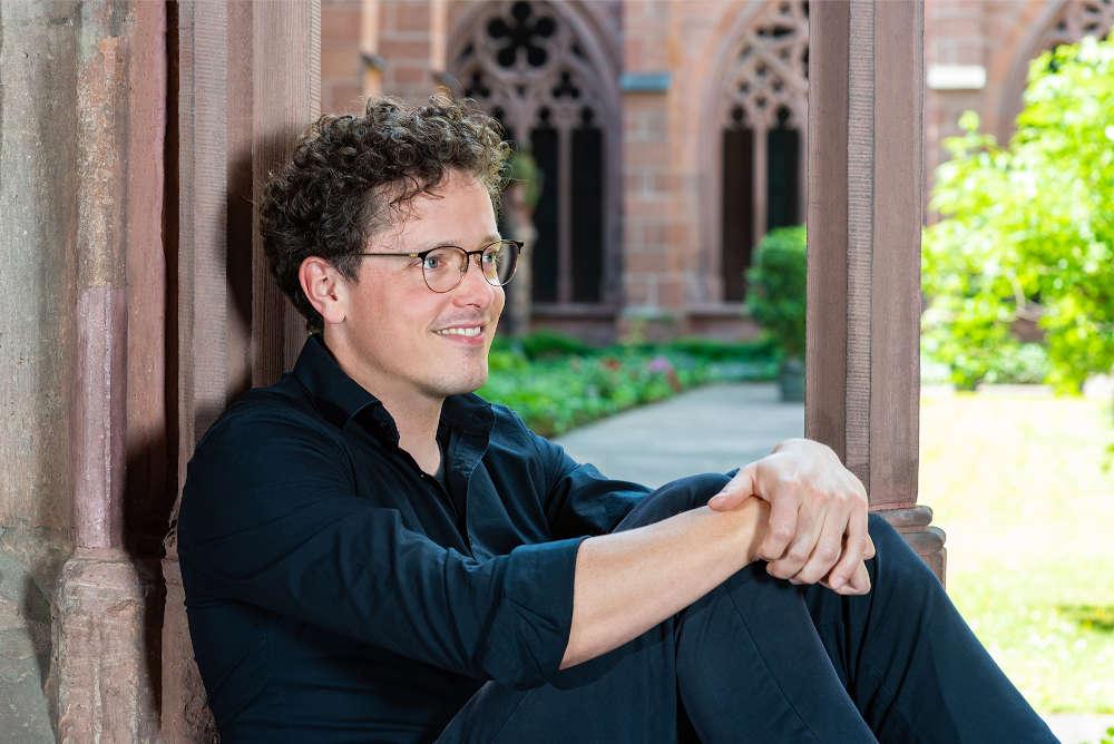 Der Mainzer Domorganist Daniel Beckmann (Foto: privat)