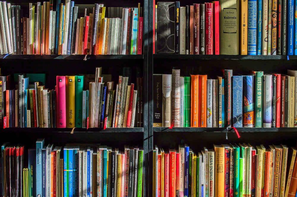 Symbolbild Bücher (Foto: Pixabay/Lubos Houska)