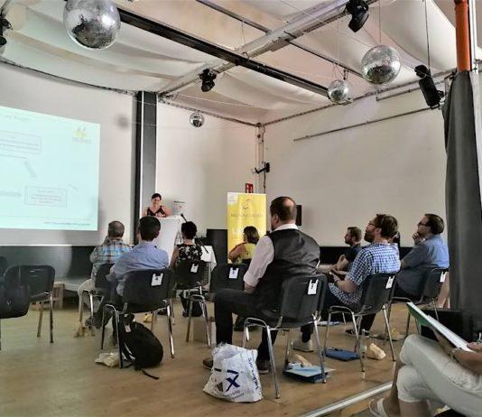 Das MINT-Netzwerktreffen fand im Neustadter Metallwerk statt. (Foto: Stadtverwaltung Neustadt)