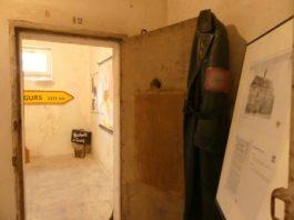 Frühes KZ in der Pfalz: Blick in eine Arrestzelle in der Gedenkstätte Neustadt(Foto: Bezirksverband Pfalz)