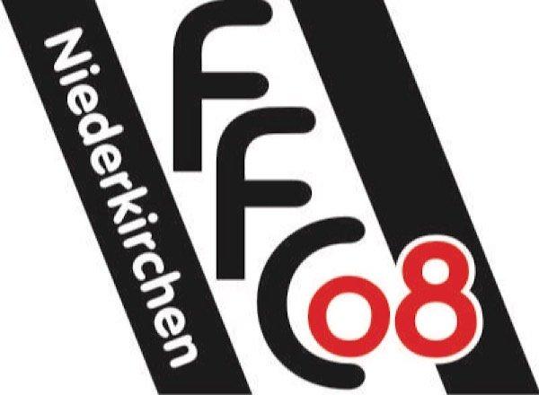 Logo 1. FFC 08 Niederkirchen e.V.