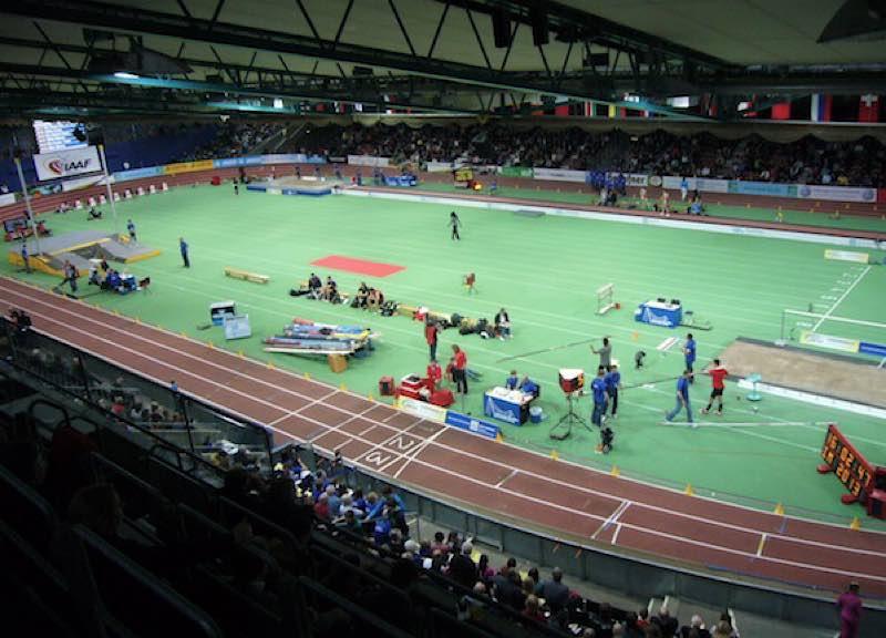 Europahalle Karlsruhe (Foto: Hannes Blank)