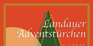 """1: """"Raum & Zeit für Menschlichkeit"""": Unter diesem Motto finden von 1. bis 24. Dezember die Landauer Adventstürchen statt. (Quelle: Stadt Landau in der Pfalz)"""