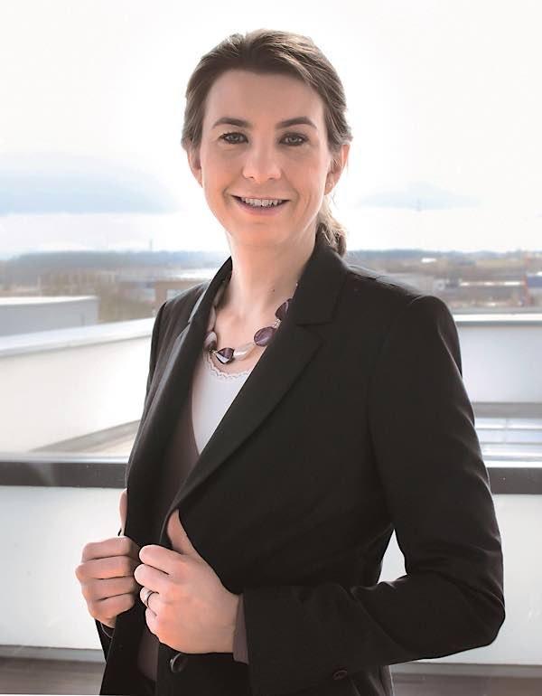 Will die seelische Immunkraft aktivieren: Alena Germann (Foto: Germann Beratung)