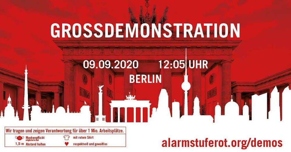 Großdemo am 09.09.2020 in Berlin (Quelle: LK AG)