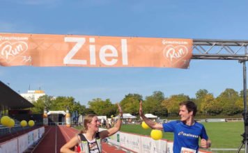 """""""GemeinsamRun"""" (Foto: Marathon Karlsruhe e.V.)"""