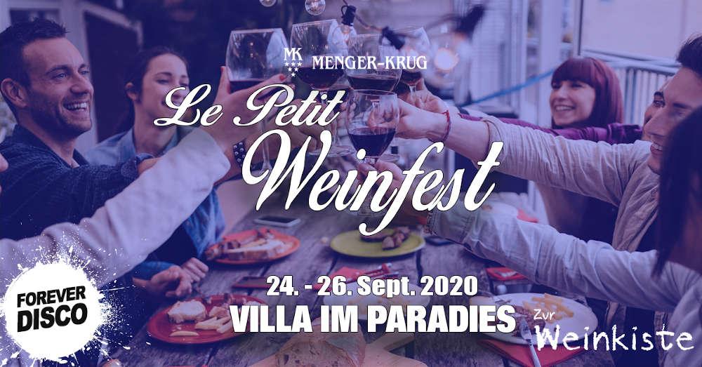 Le Petit Weinfest (Quelle: MK Concept | Marketing & Event)