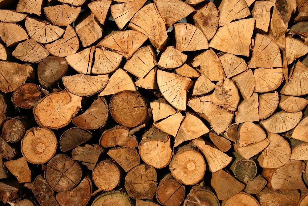 Symbolbild Brennholz (Foto: Pixabay/Pexels)