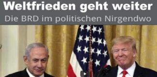 Weltfrieden geht weiter -Die BRD im politischen NirgendwoFoto-Quelle: YouTube: Washington Post