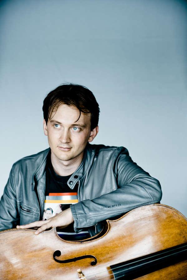 Der junge Star Cellist Benedict Kloeckner. (Foto: Marco Borggreve)