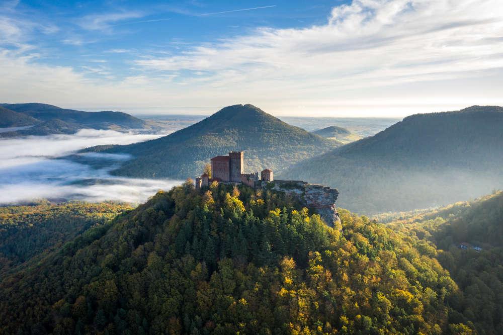Burg Trifels (Foto: Dominik Ketz)